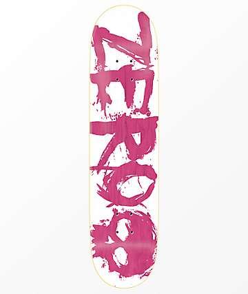 """Zero Blood Pricepoint Magenta 8.25"""" Skateboard Deck"""