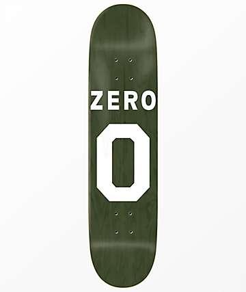 """Zero Numero Pricepoint 8.5"""" Skateboard Deck"""