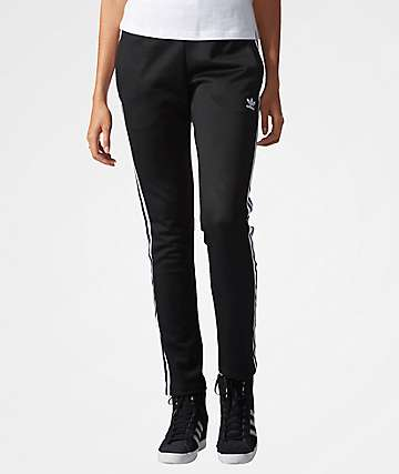 adidas Europa Black Training Pants