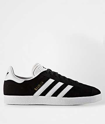 adidas Gazelle Core Black Shoes