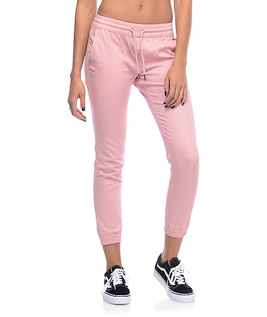 Pink Joggers 3 Pack is rated out of 5 by 3. Rated 5 out of 5 by Mamac18 from Lovely Little Joggers These little joggers are brilliant. I was looking for something for my 14m old to wear around the house that is comfortable.