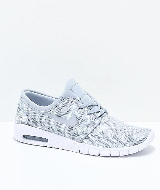 ... White Skate Shoes 149586 CA nike stefan janoski air