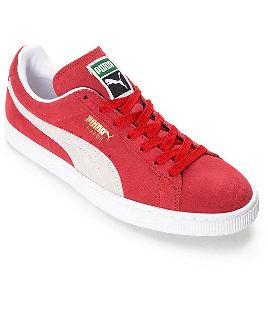 13a02adda61 puma red suede classic on sale   OFF62% Discounts