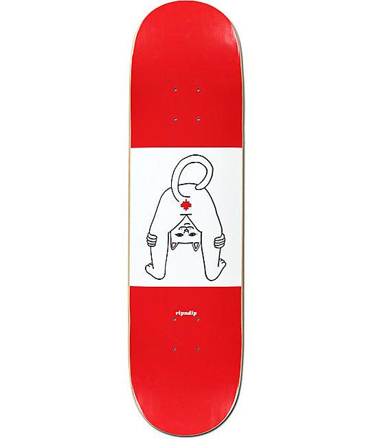 Ripndip Canada Stinks 8 0 Quot Skateboard Deck
