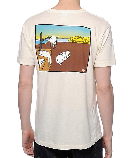 Men Cat Pocket T Shirt Canada