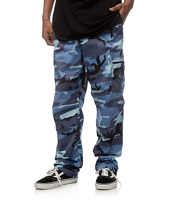 Shop for blue camo cargo pants online at Target. Free shipping on purchases over $35 and save 5% every day with your Target REDcard.
