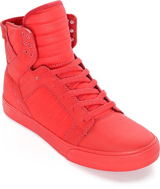 supra skytop mono tuf satin skate shoes