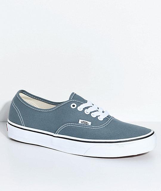 vans shoes blue. vans authentic goblin blue shoes