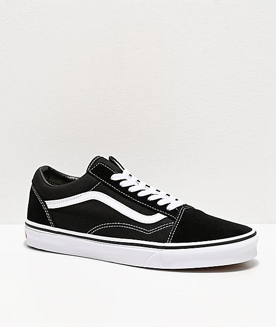 vans classic negras