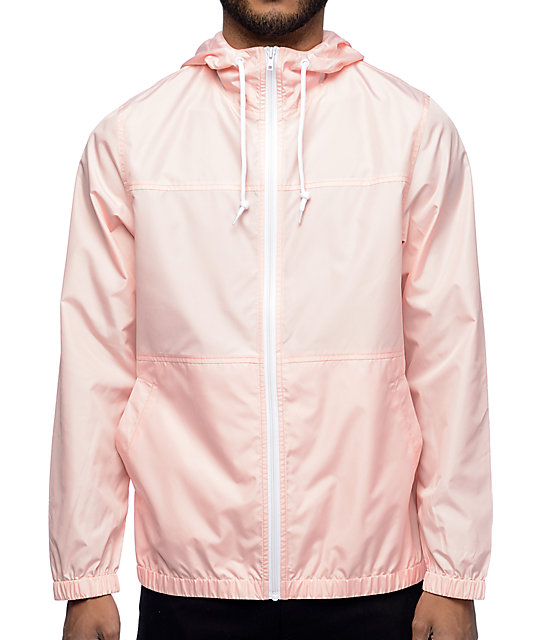 Marathon Pink Windbreaker Jacket