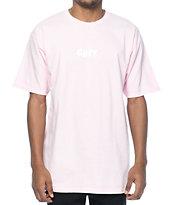Obey Jumbled Light Pink T-Shirt