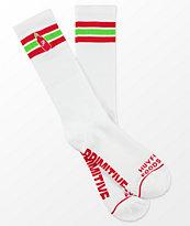 Primitive X Huy Fong Ringer Crew Socks