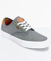 Vans Chima Pro Cord Chambray Skate Shoes