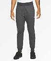Champion Reverse Weave Small Logo Grey Sweatpants