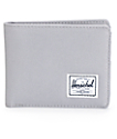 Herschel Supply Co. Roy Grey Bifold Wallet