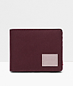 Herschel Supply Co. Roy Plum & Rose Bifold Coin Wallet