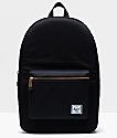 Herschel Supply Co. Settlement Dark Grid & Black Backpack