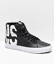 Vans Sk8-Hi Classic Tumble Black Shoes