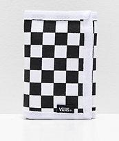 Vans Slipped Black & White Trifold Wallet